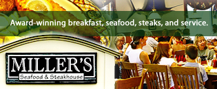 Miller's Seafood & Steakhouse